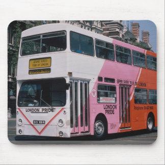Ex-London Transport Daimler on sightseeing tour Mousepads