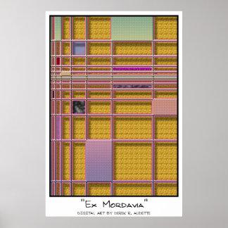 Ex Mordavia Poster