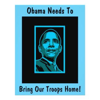 Ex-Obama Supporter! - Flyer