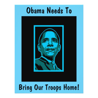 "Ex-Obama Supporter! - Flyer 8.5"" X 11"" Flyer"