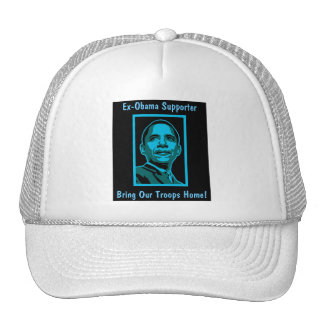 Ex-Obama Supporter! - Hat
