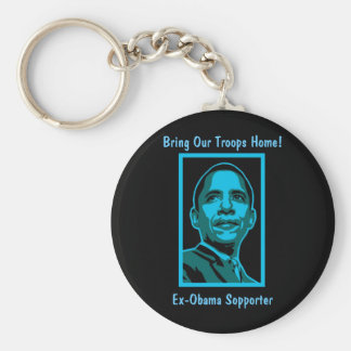 Ex-Obama Supporter! - Keychain