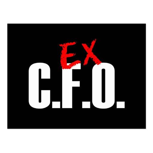 EX OSCURIDAD DE CFO POSTAL