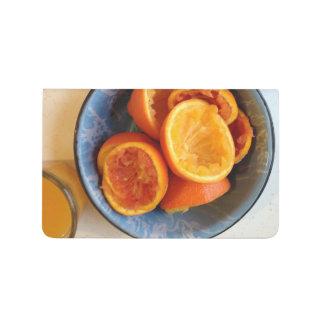 Ex-Squeeze Me? Fresh Orange Juice Notebook