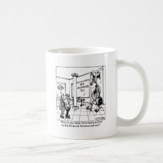EX-ternal Revenue Service? Coffee Mug
