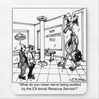 EX-ternal Revenue Service? Mouse Pad