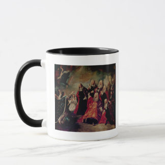 Ex-Voto.Corps de Ville Demand Return Mug
