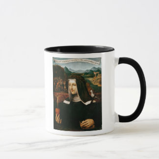 Ex Voto dedicated to St. Catherine of Siena Mug