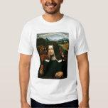 Ex Voto dedicated to St. Catherine of Siena T-shirt