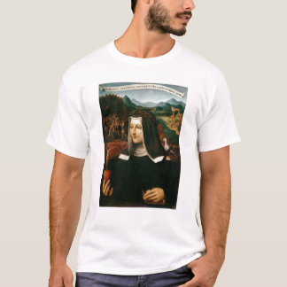 Ex Voto dedicated to St. Catherine of Siena T-Shirt