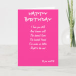 "Ex-wife birthday cards<br><div class=""desc"">birthday greeting cards with dedication to a special ex-wife</div>"