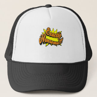 Exactly Awesome Trucker Hat