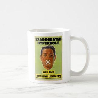 Exaggerated Hyperbole Mug