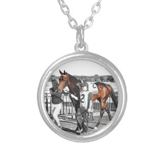 Exaggerator Silver Plated Necklace