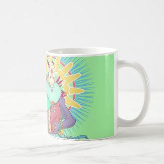 Exalt Rahu Classic White Coffee Mug