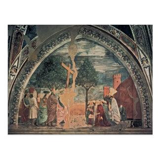 Exaltación de Francisca del della de Piero de la c Postales