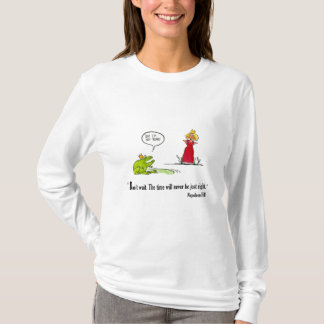 Exam motivational quote by Napoleon Hill - T-Shirt