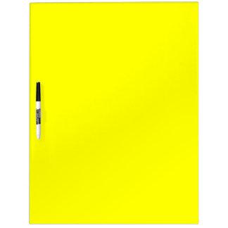 Exam Room Marker Board (EZ-C Yellow)