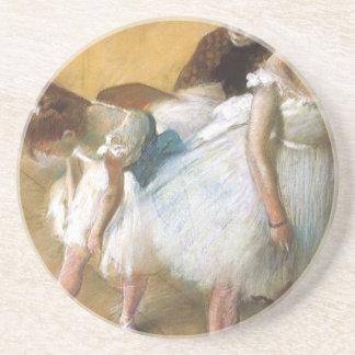 Examen de Edgar Degas ballet de la danza del Posavasos Diseño