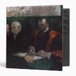 Examen en la facultad de la medicina, 1901