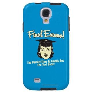 Exámenes finales: Finalmente compre el libro de te Funda Para Galaxy S4