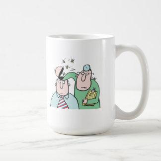 Examination Coffee Mug