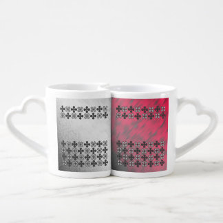 Examined Couples' Coffee Mug Set