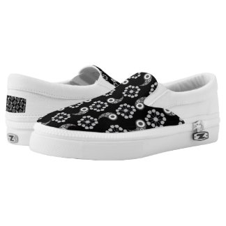 Examined Slip-On Sneakers