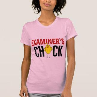 Examiner's Chick T-Shirt