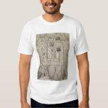 Examining an Assyrian Rock Sculpture, from 'Discov T-Shirt