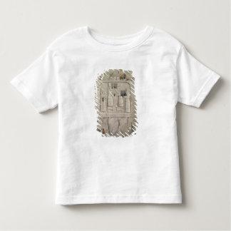 Examining an Assyrian Rock Sculpture, from 'Discov T Shirt