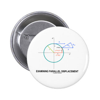 Examining Parallel Displacement (Geometry) Pins