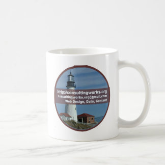 Examples of Products Classic White Coffee Mug