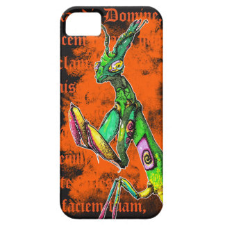 Exaudi Domine Flower Mantis Phone Case