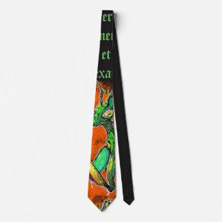 Exaudi Domine Punky  Flower Mantis Tie