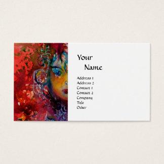EXCALIBUR 1 monogram Business Card