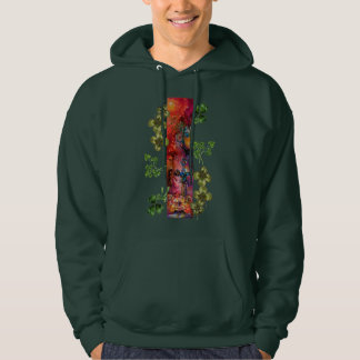 EXCALIBUR AND SHAMROCKS St.Patrick's Day Party Hoodie