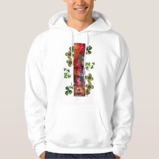 EXCALIBUR AND SHAMROCKS St Patrick's Day Party Hoodie