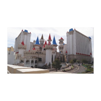 Excalibur Hotel & Casino Canvas