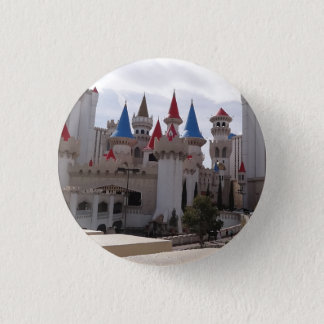 Excalibur Hotel & Casino Pinback Button