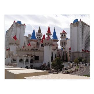 Excalibur Hotel & Casino Postcard