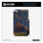 Excalibur iPod Touch 4G Skin