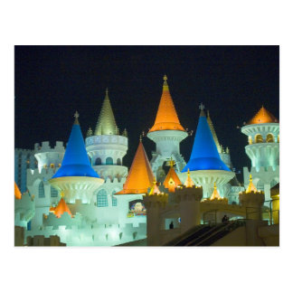Excalibur Las Vegas Postcards