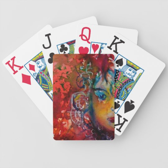 EXCALIBUR / Magic and Mystery Bicycle Playing Cards
