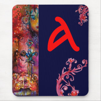 EXCALIBUR MONOGRAM MOUSE PAD