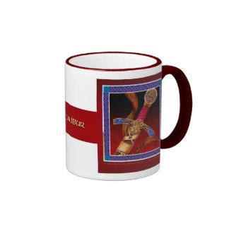 Excalibur mug