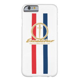 Excalibur Racing Stripe Logo case