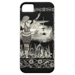 Excalibur Rising from  the Lake iPhone 5 Cases
