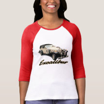 Excalibur Series IV Phaeton Womens T-Shirt