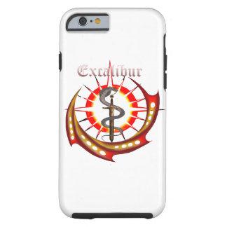 Excalibur / Sword of The King Arthur Tough iPhone 6 Case